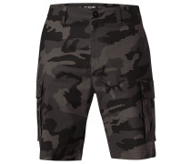 Slambozo Camo 2.0 Shorts black camo