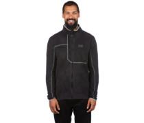 Micro Fleece Jacket jet black
