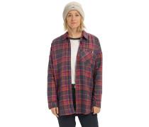 Grace Performance Flannel Shirt LS