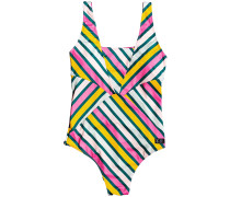 Pop Surf Swimsuit anthracite pop surf one