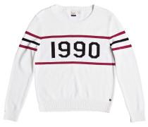 Manhattan Darling Pullover weiß