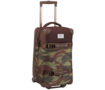 Wheelie Flight Deck Travelbag brushstroke camo