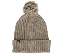 Sepp Beanie heathered grey