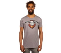 Mount T-Shirt grau