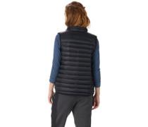 Aliz Down Insulated Vest true black