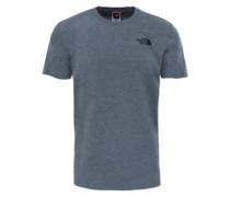 Red Box T-Shirt tnfmediumgreyheather(std)