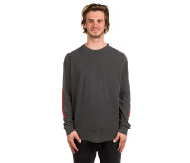 One Liner Sleeves T-Shirt schwarz