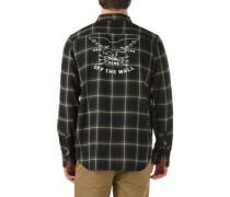 Pender Shirt LS black
