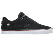 The Reynolds Low Vulc X Indy Skate Shoes dark grey