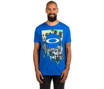 I Surf T-Shirt blau