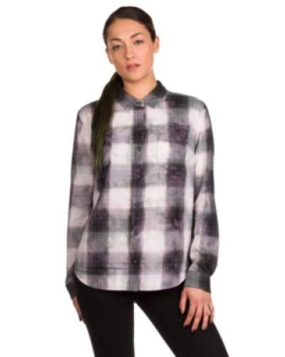 Wooster Button-Down Shirt LS black multi