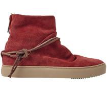 Silver Lake Shoes Frauen rot