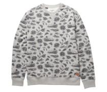 Dark Sunrise Crew Sweater grey heather
