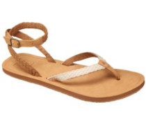 Gypsy Wrap Sandals Women cream