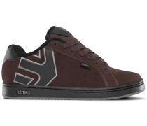 Fader Sneakers braun