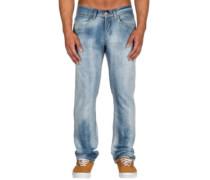 K Slim Jeans light stone
