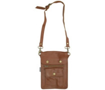 The Chin Up Bag brown leather
