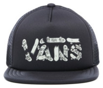 Logo Trucker Cap Boys black(glow in the dark)