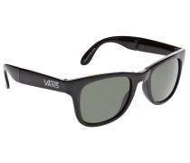 Foldable Spicoli Black Gloss Sonnenbrille schwarz