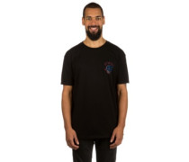 Retro Panther T-Shirt black