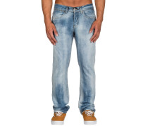 K Slim Jeans grau