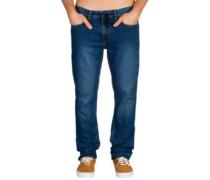 Owen Jeans indigo mid stone