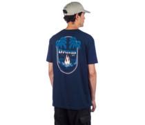 Worcation T-Shirt navy