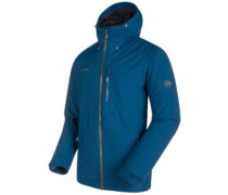 Runbold Hs Thermo Hooded Outdoor Jacket ultramarine