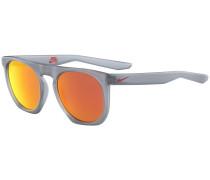 Flatspot R Matte Wolf Grey W Sonnenbrille schwarz