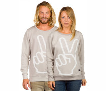 Peacehand Sweater weiß