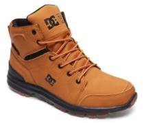 Torstein Shoes dk chocolate