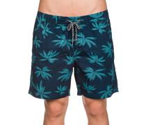 Leopold Shorts blau