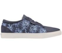 Ridge Prints Sneakers navy floral