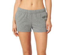 Onlookr Fleece Shorts heather graphite