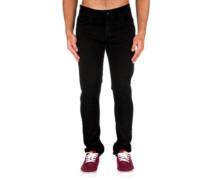 K Skinny Jeans jet black