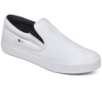 Trase Slip-On T Slippers weiß
