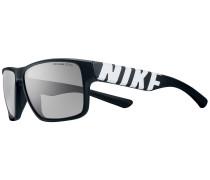 Mojo Matte Black/White Sonnenbrille