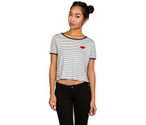 Ysabel T-Shirt weiß