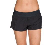 Sol Searcher Volley Boardshorts black sands