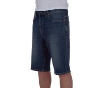 Kinkade Denim Shorts blau