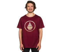Canvas Stone Bsc T-Shirt rot
