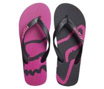 Beached Sandals Women black