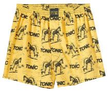 Tonic Boardshorts gelb