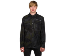 Harbour Wool CPO Jacket beetle derby camo