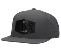 Emblem Snapback Cap