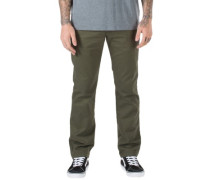 Authentic Chino Stretch Pants grape leaf
