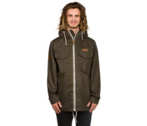 Stainfield Jacket black olive