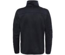 Tanken 1/4 Zip Fleece Pullover tnf black