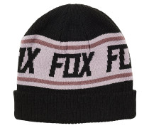 Wild And Free Beanie black