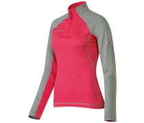 Kira Pro Fleece Pullover pink